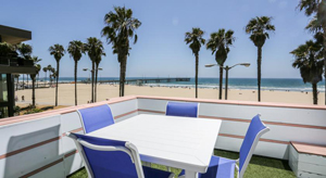 Venice on the beach hotell Los Angeles